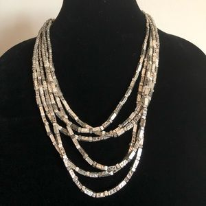 Chico's! Tinsel Town Necklace